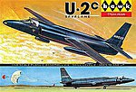 U-2C Spy Plane -- Plastic Model Airplane Kit -- 1/48 Scale -- #hl421-12