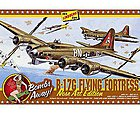 B-17G Nose Art Edition -- Plastic Model Airplane Kit -- 1/64 Scale -- #hl431-12