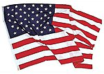 US Flag Large (3'x5' nylon)