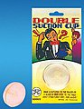 Double Suction Cup Prank -- Novelty Toy -- #573