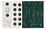 50 State Quarter Folder