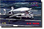 E1B Tracer Aircraft -- Plastic Model Airplane Kit -- 1/72 Scale -- #29