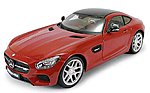 1/24 Mercedes Benz AMG GT (Red)