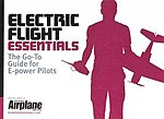 Electric Flight Essentials -- RC Airplane Book -- #2041