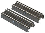 Marklin C Track - Contact Set pkg(2) -- HO Scale Nickel Silver Model Train Track -- #24995