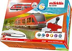 My World LINT Commuter Train Battery Starter Set