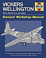 Vickers Wellington 1936-1953 Owners Workshop Manual (Hardback) -- Model Instruction Manual -- #2301