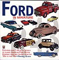 Ford in Miniature -- Model Instruction Manual -- #275
