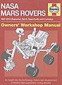 NASA Mars Rovers 1997-2013 Owners Workshop Manual (Hardback) -- Model Instruction Manual -- #3704