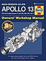 NASA Mission Apollo 13 Owners Workshop Manual -- Model Instruction Manual -- #46198