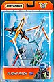 Matchbox Sky Buster Flight Pack (4) -- Diecast Model Airplane -- #47311