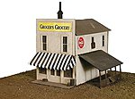 Groger's Grocery -- Model Train Building -- HO-Scale -- #70604