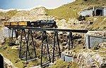 Tall Steel Viaduct Kit 210' -- Model Train Bridge -- HO Scale -- #75515