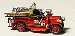 Fire engine 1914 - Z-Scale