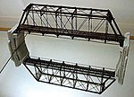Pratt Truss brdge kt 154' - Z-Scale