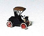 Olds Runabout 1904     2/ - N-Scale (2)