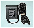 AC Power Adapter (4.5 Volts) -- Model Railroad Electrical Accessory -- #4800