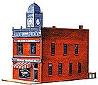 Star-Journal Building -- N Scale Model Railroad Building -- #1510