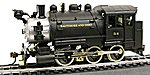 0-6-0 Tank Switcher Baltimore & Ohio #54 -- HO Scale Model Train Steam Locomotive -- #393002