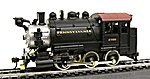 0-6-0 Tank Switcher Pennsylvania #2788 -- HO Scale Model Train Steam Locomotive -- #393003