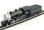 2-6-0 Mogul NS DCC with Sound -- N Scale Model Train Steam Locomotive -- #876501