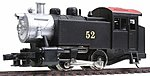 0-4-0 Tank Switcher Numbered -- HO Scale Model Train Steam Locomotive -- #96503