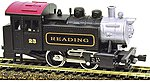0-4-0 Tank Switcher DCC w/Sound/Remote Reading -- HO Scale Model Railroad Locvomotive -- #965081