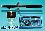 Dbl ACTION AIRBRUSH SET