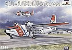HU16E Albatros US Coast Guard Amphibian Aircraft -- Plastic Model Airplane Kit -- 1/144 -- #1415