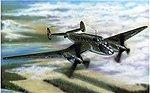 Yermolayev Er20N Soviet Long-Distance Bomber -- Plastic Model Airplane Kit -- 1/72 Scale -- #72110