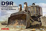 D9R Armoured Bulldozer -- Plastic Model Military Vehicle Kit -- 1/35 Scale -- #ss010