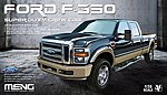 Ford F-350 Super Crew Cab -- Plastic Model Truck Kit -- 1/35 Scale -- #vs006