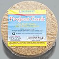Cork Circles 1/8'' x 3-3/4'' Dia. (6pc/pk)