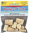 Cork Stoppers Assorted (12)