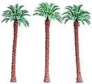 Palm Trees -- Model Railroad Scenery -- #7322