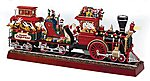 Santa's Express Music Box -- Model Railroad Mug Magnet Gift -- #79001