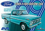 '69 FORD F-100 CUSTOM CAB 1-25