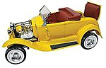 1931 Ford Roadster Hot Rod Hot Rodney -- Plastic Model Car Kit -- 1/16 Scale -- #11240