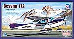 Cessna 172 Fixed Gear -- Plastic Model Airplane Kit -- 1/48 Scale -- #11635