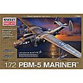 PBM-5A USN Post War w/2 Marking Options -- Plastic Model Airplane Kit -- 1/72 Scale -- #11684