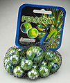 Peacock Marbles -- Marble -- #77757