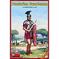 Praetorian Guardsman II Century A.D. -- Plastic Model Military Figure -- 1/16 Scale -- #16006