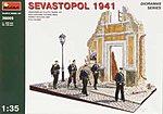 1/35 Sevastopol 1941 w/Soviet Naval Troops (5)