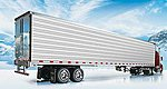 53' Trailer with Reefer Option -- Plastic Model Vehicle Kit -- 1/25 Scale -- #1302