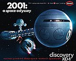 1/144 2001 Space Odyssey- Discovery One Spacecraft (Over 40'' Long)
