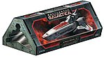 Finished BSG Viper MKII -- Pre-Built Space Plastic Model -- 1/32 Scale -- #2912