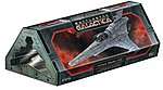 Finished BSG Viper MKVII -- Pre-Built Space Plastic Model -- 1/32 Scale -- #2916