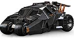 Dark Knight Rises Tumbler -- Plastic Model Celebrity Kit -- 1/25 Scale -- #943