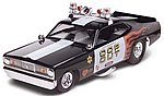 Cop-Out -- Plastic Model Car Kit -- 1/24 Scale -- #854093