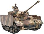 Panzer IV -- Plastic Model Tank Kit -- 1/32 Scale -- #857861